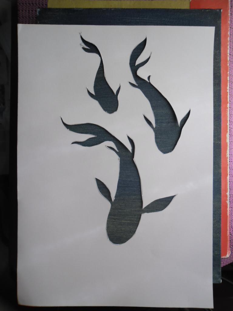 Cara Melukis Kanvas : melukis, kanvas, Melukis, Dengan, Akrilik, Kanvas, Uchan
