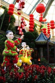 Bellagio Chinese Garden