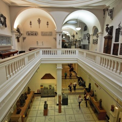 Victoria & Albert Museum, Kensington