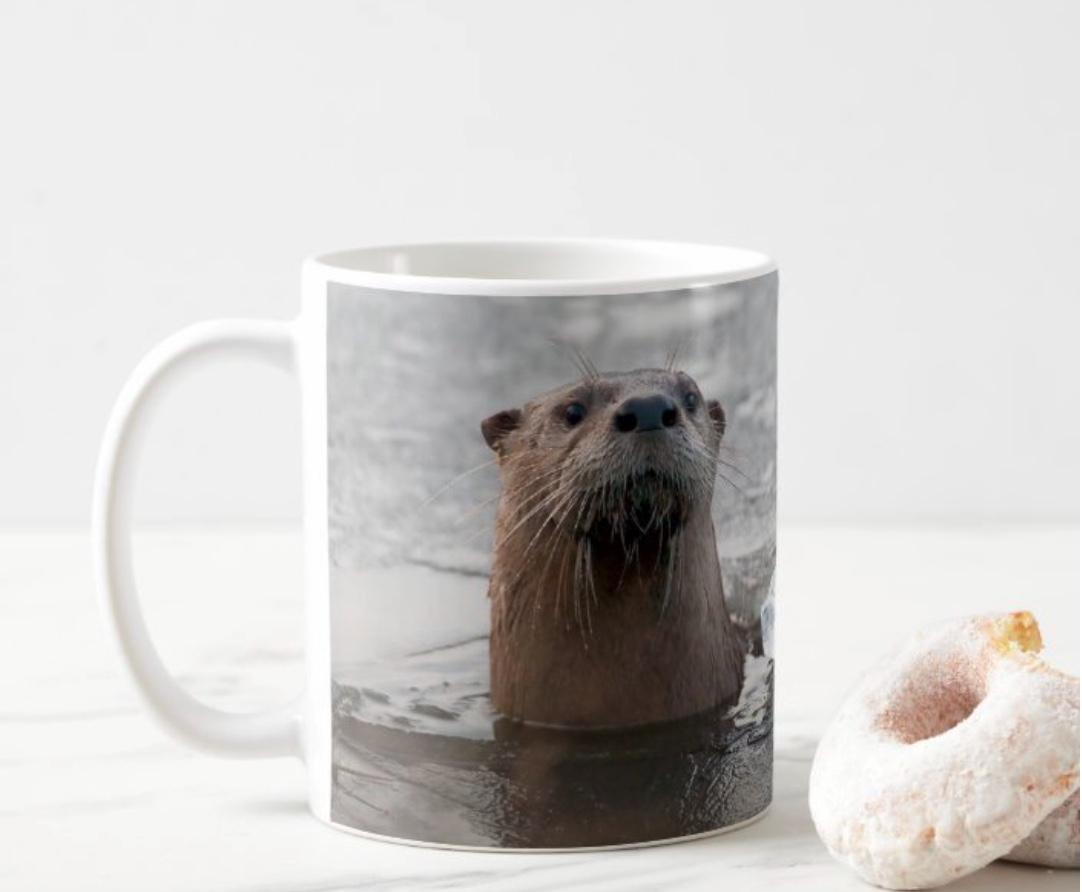 Otter Mug Photo