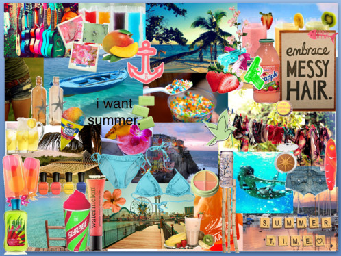 Wallpapers For Computer Cute Trendy Summer Collage Susane Colasanti Blog