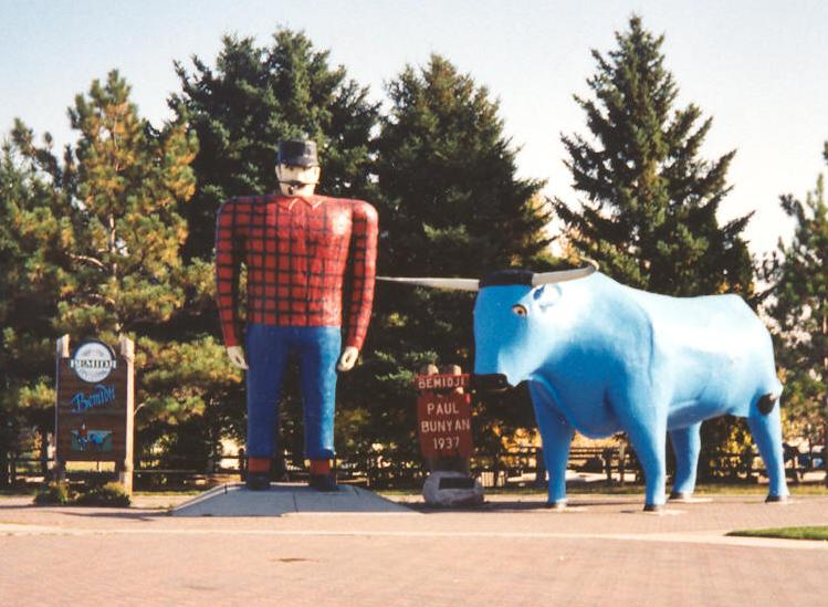Bemidji Minnesota, Mom's Home Town (4/5)