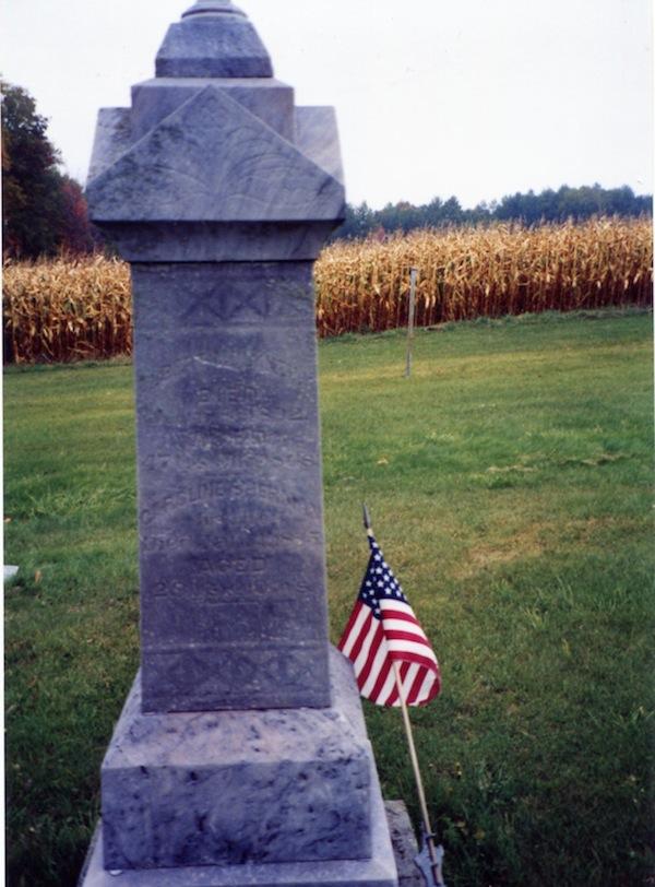 Sherman Gravestones, part 2 (4/6)