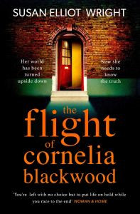 The Flight Of Cornelia Blackwood PAPERBACK