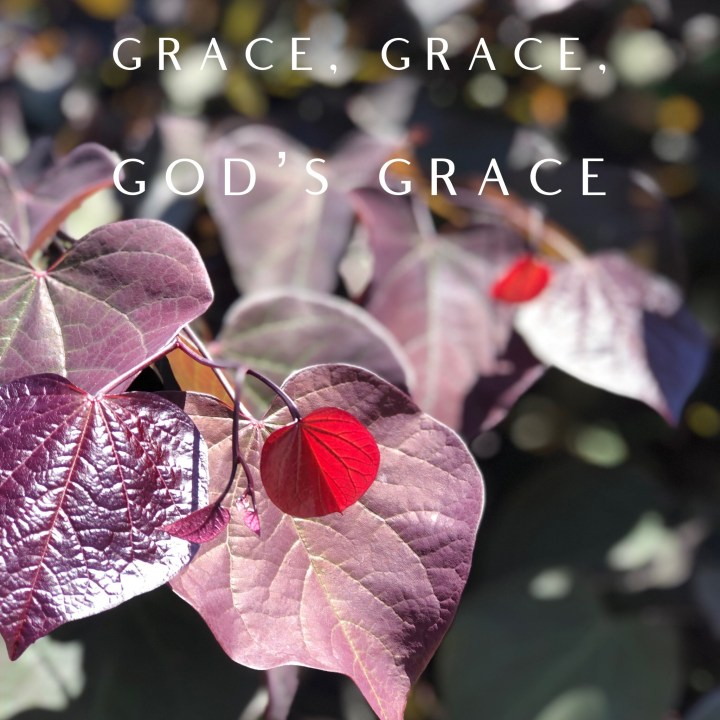 Grace that is greater than all my sin