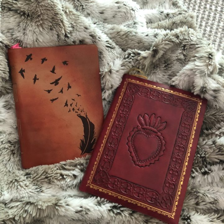 Leather journals are the best