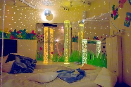 Sala de estimulacin multisensorial  Educate especial