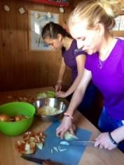 Brigade de cuisine au taquet!
