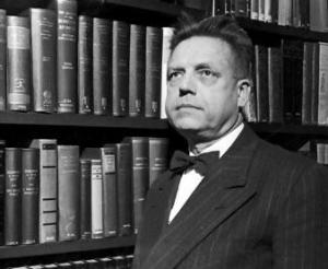 Portrait of Alfred Kinsey