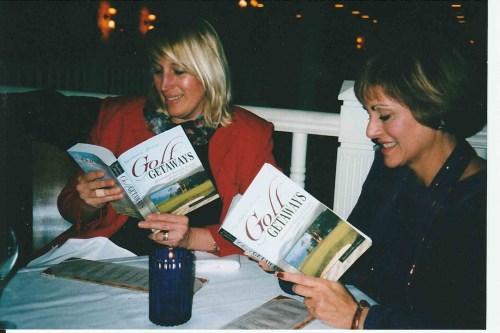 Image of Susan Fornoff and Cori Brett