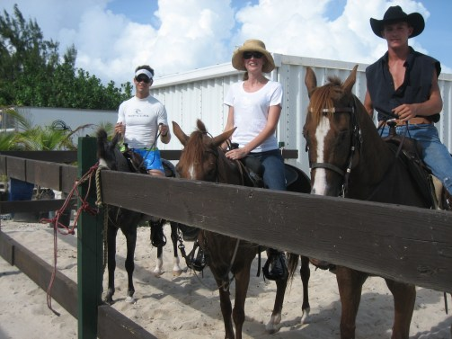 Horseback Riding in Turks and Caicos