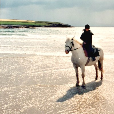 Horseback riding in Ireland