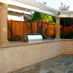 Photos Of Outdoor Kitchens And Bars Triangle Kitchen Table Bar Islands Native Home Garden Design