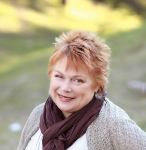 Photo of Susan Gaddis, author and speaker