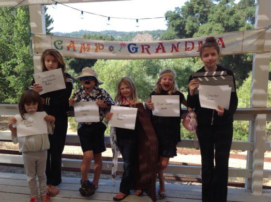Camp Grandma 2014
