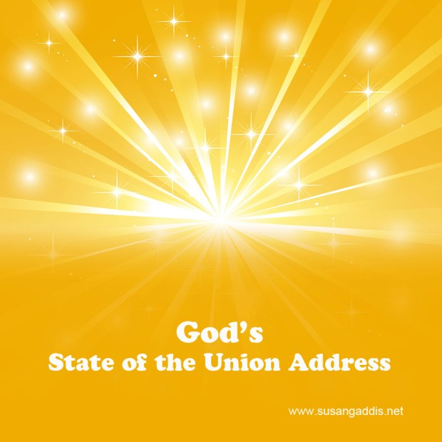 God's State of the Union Address