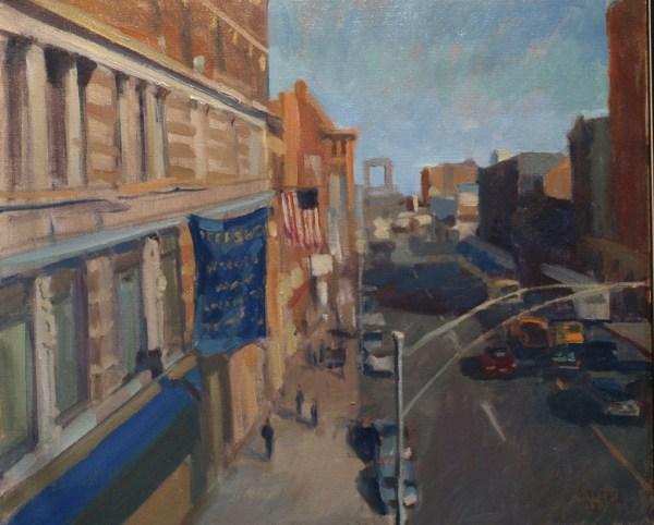 Cityscapes Susan Grisell Fine Art