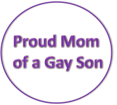 Proud mom button