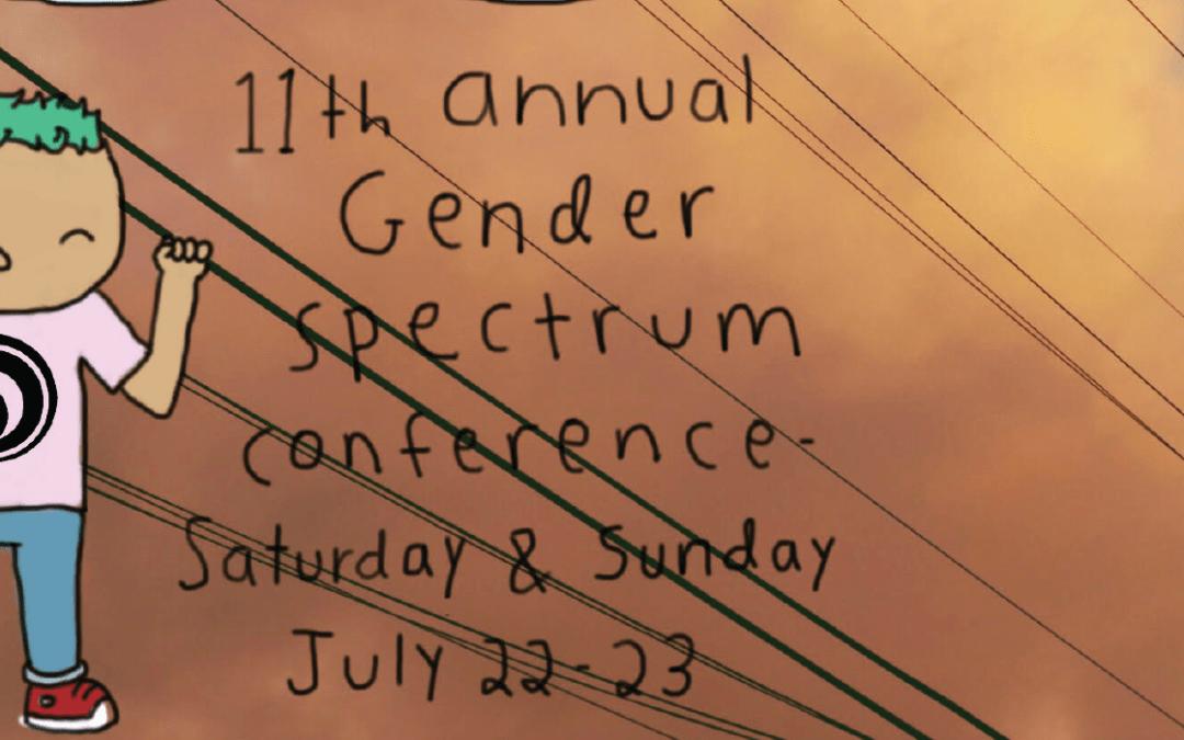 2017 Gender Spectrum Conference