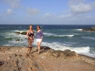 Claudia en ik