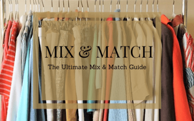 Mix And Match Guide