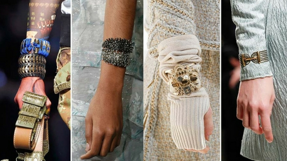 bracelets pairs singles cuff fall jewelry trends 2016 matching pair