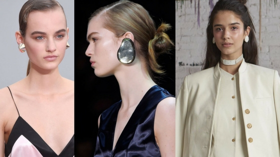 jewelry trends fall 2016 button-earrings