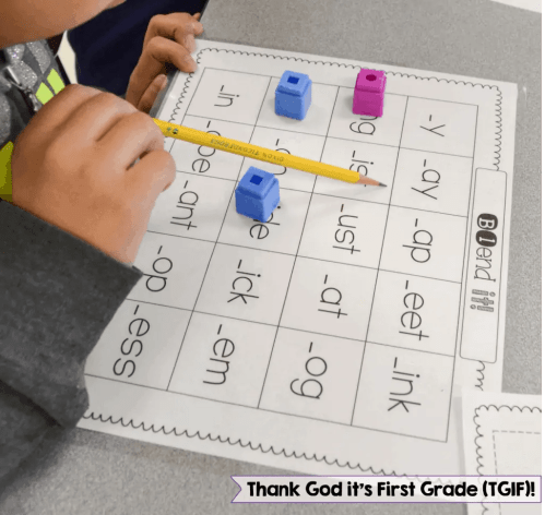 small resolution of First Grade Blend Spelling Worksheets   Printable Worksheets and Activities  for Teachers