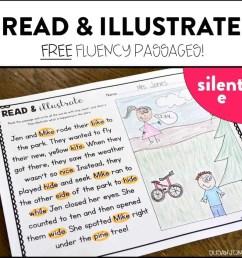 Silent E Fluency Passages - Susan Jones [ 960 x 960 Pixel ]