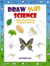 Draw Plus Science, by Freddie Levin