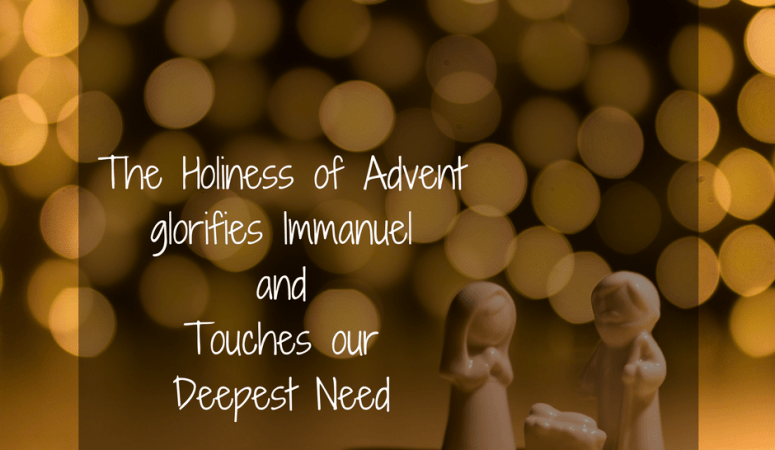 Suffering Through Advent