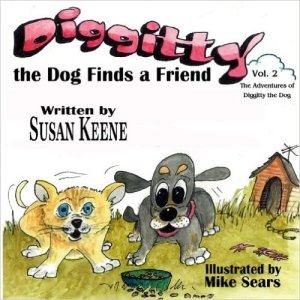 Diggitty the Dog Finds a Friend