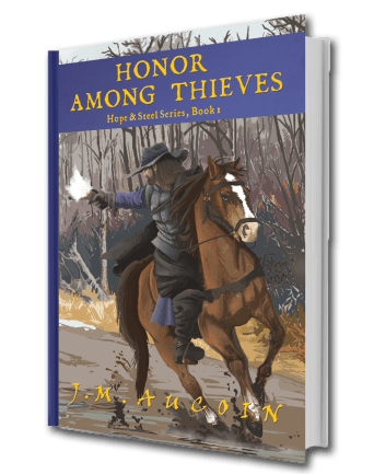 Honor Among Thieves book trans