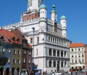 Giovanni Battista Quadro, City Hall, Poznan, 1550-60 Source: Wikimedia Commons / public domain