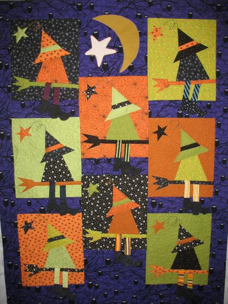 Buggy Barn Quilt : buggy, quilt, Marianne's, Buggy, Witch, Quilt, Susan, Quilting