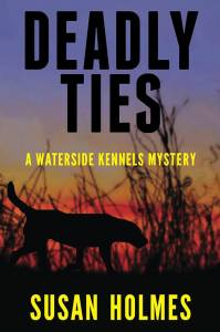 DEADLY TIES cover