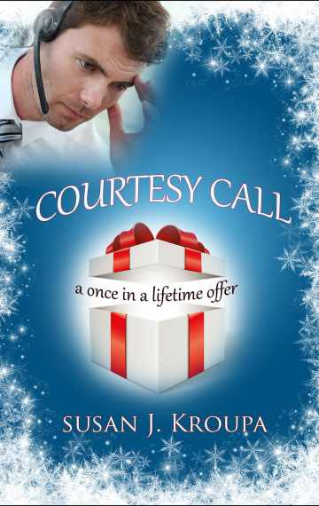 Courtesy Call: A Christmas Short Story