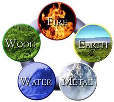 5 elements bright