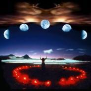 2021 Full Moon Eclipse in Sagittarius