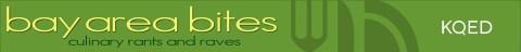 KQED logo Bay Area Bites