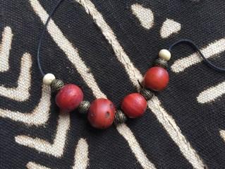 cornaline d'Aleppo beads