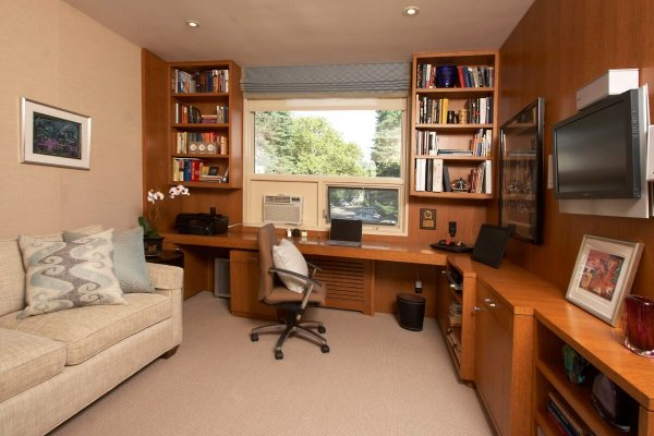 Home Library Design Susan Marocco Interiors
