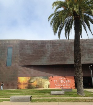 turner front of museum