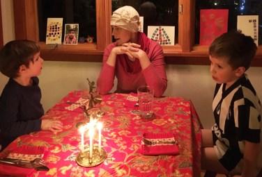 2 mosaic dinner