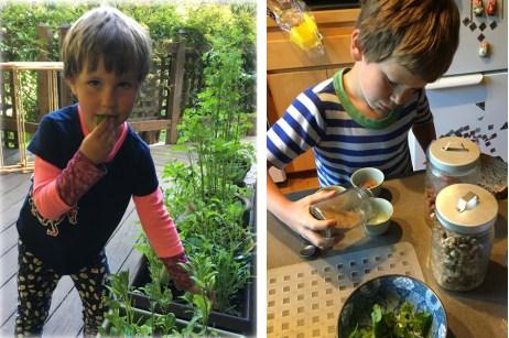 1 2 prepar greens