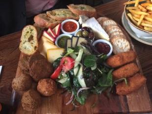 OMG the platter!