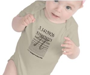 Pi Day Shirt on Zazzle