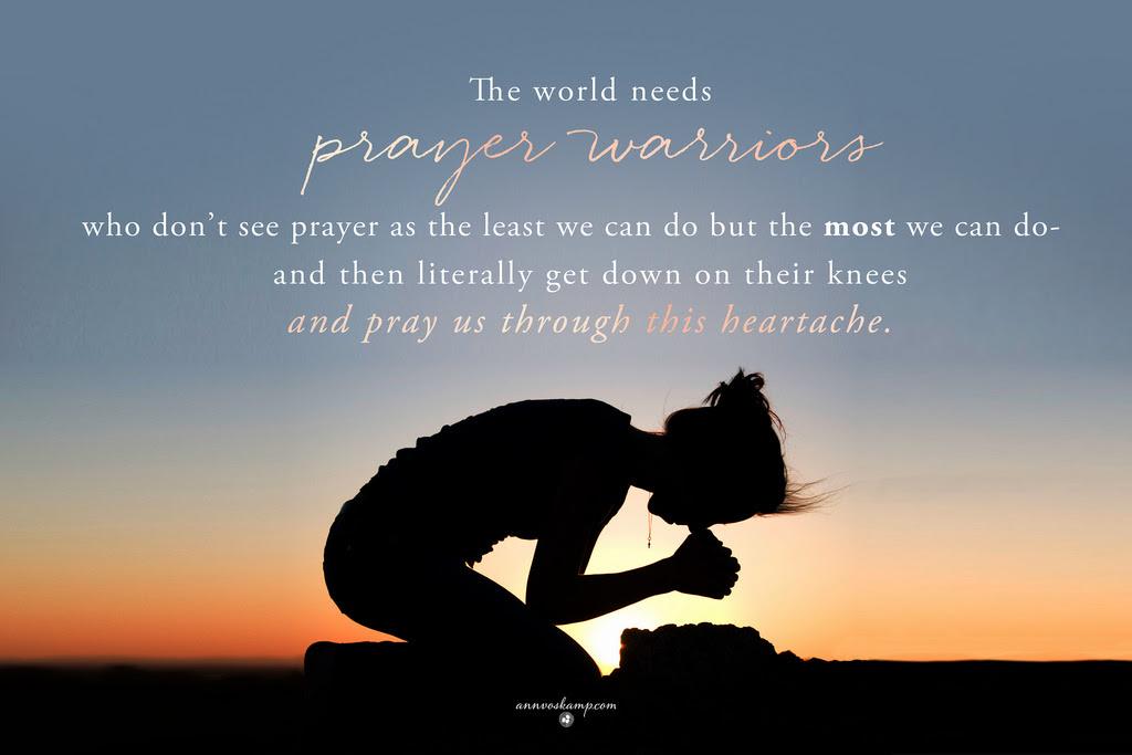 Image result for prayer knees