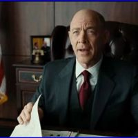 JK Simmons cuts to the chase