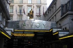 Savoy Hotel (pic Anthony Majanlahti)